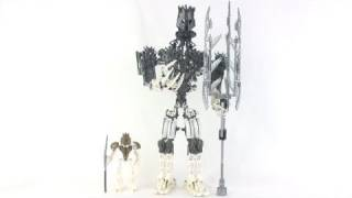 getlinkyoutube.com-LEGO Bionicle MOC - Takanuva MEGA-titan