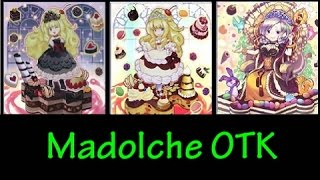 getlinkyoutube.com-YGOPRO - Madolche 2015 OTK ( Madolche Puddingcess Chocolat-a-la-Mode )