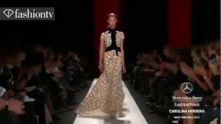 getlinkyoutube.com-陈妍希New York Fashion 2013