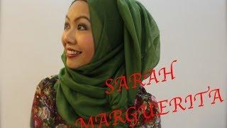 getlinkyoutube.com-5 HIJAB STYLES FEATURING PLAIN MAXI SHAWLS FROM SARAH MARGUERITA SINGAPORE!!!