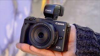 getlinkyoutube.com-Canon EOS M3 Hands-On Field Test
