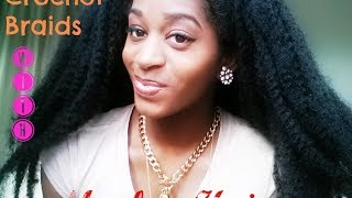 getlinkyoutube.com-Crochet Braids | with Marley Hair ♥