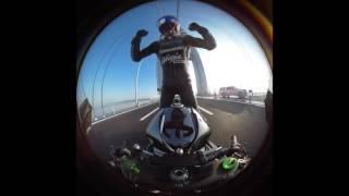 Kenan Sofuoglu atinge 400 km/h com Kawasaki Ninja H2R