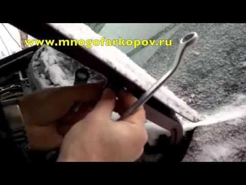 Амортизатор капота на Nissan Almera KU-NI-AL03-00 (обзор, установка)