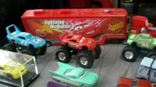 getlinkyoutube.com-KOKO'S DISNEY CARS COLLECTION