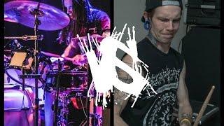 getlinkyoutube.com-Aaron Kitcher vs Lee Stanton (My favorites drummers!)