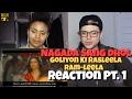 Nagada Sang Dhol - Goliyon Ki Rasleela Ram-leela Reaction Pt.1