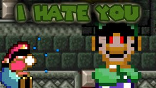 I HATE YOU.EXE (SUPER MARIO HORROR GAME) - WHY WON'T YOU DIE?!
