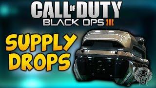 getlinkyoutube.com-Black Ops 3: SUPPLY DROP OPENING! 100+ Cryptokeys & Crazy Legendary Loot (BO3 Supply Drops Live)