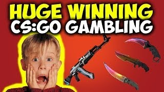 getlinkyoutube.com-CS: GO GAMBLING (COIN FLIP WINS&LOSSES)