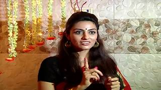v Actress Monica Khanna Puja and Celebrates Ganesh Chaturthi at Home - Live Video