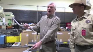 getlinkyoutube.com-A Tour of the Garrett Metal Detectors Factory, Garland, Texas.