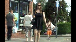 Day On The Town IV  (Transvestite / Crossdresser in Public)