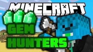 MINECRAFT: TUŽNA PRIČA BLOODMASTERA ( Gem Hunters Mineplex )