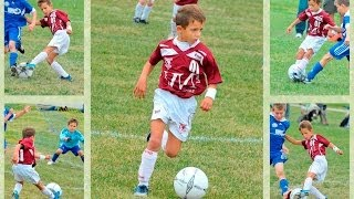 getlinkyoutube.com-Amazing 7 year old soccer player! Charlie Bontis
