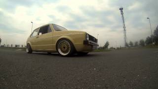 getlinkyoutube.com-Golf 1 16VG60 Rabbit MK1 G60