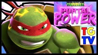 getlinkyoutube.com-Teenage Mutant Ninja Turtles TMNT Portal Power 1/5