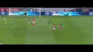 getlinkyoutube.com-Спартак М – Рубин 1:0 Футбол. Чемпионат России. Премьер-Лига