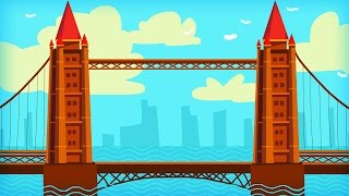 getlinkyoutube.com-London Bridge Is Falling Down and more Nursery Rhymes for Children by Captain Discovery