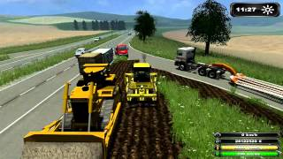 getlinkyoutube.com-Farming Simulator BZH TRAVAUX PUBLICS landwirtschafts simulator
