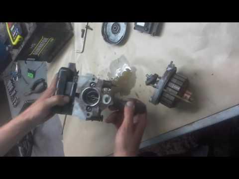 Результат некачественного ремонта насоса гидроподвески ...