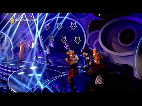 Ylvis - The Fox on BBC