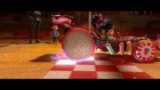 "getlinkyoutube.com-Shut Up and Drive -Official Disney Video for ""Wreck-it Ralph"""