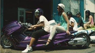 DJ Fresh - The Feeling (feat. RaVaughn)