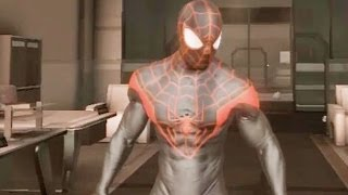 getlinkyoutube.com-Spider-Man: Edge of Time - NEW ULTIMATE Spider Suit 2099