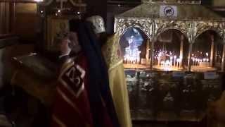 Встреча владыки Тихона Тивериопольского, викария Святейшего Патриарха Болгарского