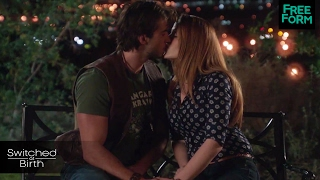 Switched At Birth   Season 5, Episode 6: Daphne and Mingo Kiss   Freeform