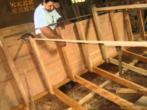 construção de barcos roger