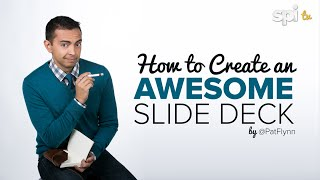 getlinkyoutube.com-How to Create an Awesome Slide Presentation - SPI TV, Ep. 17