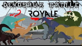 UEF - Dinosaur Battle Royale (Collaboration with MatromX)