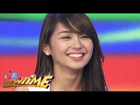 WATCH : Kathryn Bernardo, nag-sample sa Showtime!