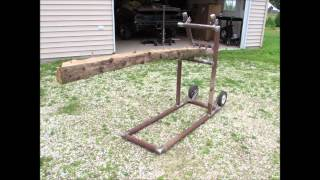 getlinkyoutube.com-Branch Saw Horse 4