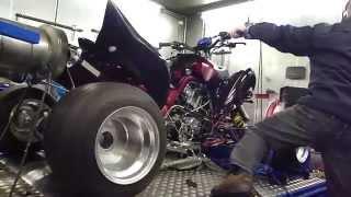 getlinkyoutube.com-Dyno Yamaha Raptor 700 734 Streetfighter @  Hilltech Tuning Kaatsheuvel