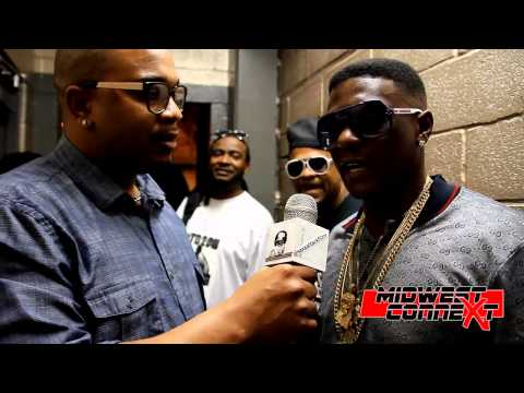 Lil Boosie First Performance Since Released From Prison w/ @1djdj [Nashville, TN] - Midwest Connext