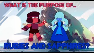 getlinkyoutube.com-Steven Universe Theory - The Purpose of Ruby and Sapphire