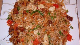 getlinkyoutube.com-Fried Rice recipe (episode 38) by ruptush Diner - Bengali Cooking Show