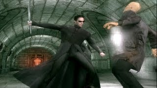 First 30 Minutes: The Matrix: Path of Neo [XBOX/PS2/PC] Part 2/2