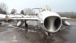 getlinkyoutube.com-Na prodaju albanski vojni avioni