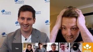 getlinkyoutube.com-Lionel Messi Pranks His Biggest Fans