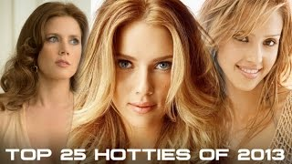 getlinkyoutube.com-Top 25 Hotties of 2013 (HD) Emma Watson, Sofia Vergara
