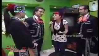 "getlinkyoutube.com-Mark Tacher Carolina Ramirez y Gregorio Pernia ""El Factor X"""