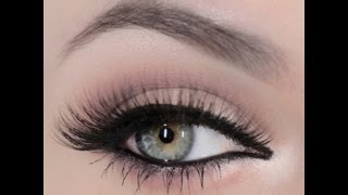 getlinkyoutube.com-Neutral Eye Look