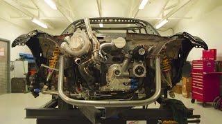 "getlinkyoutube.com-Twin Turbo 4-Rotor Engine in ""Mad Mike's"" 1200hp Mazda MX-5"