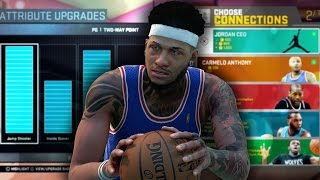 getlinkyoutube.com-NBA 2K16 MyCAREER - Attribute Update #1 | My Jumpshot, Signature Styles & EVERYTHING ELSE!