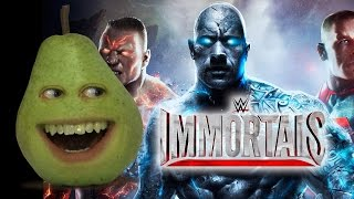 Pear plays WWE Immortals!