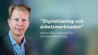 MPL 16 - Digitalisering och arbetsmarknaden